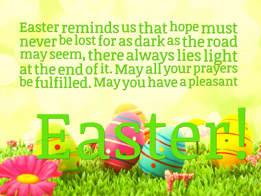 Happy Easter Images Quotes