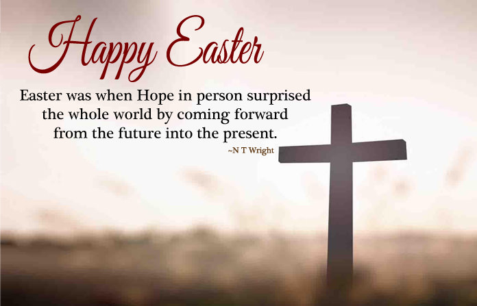 Happy Easter Quotes 2021