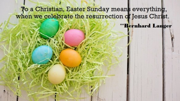 Happy Easter Sayings Cards