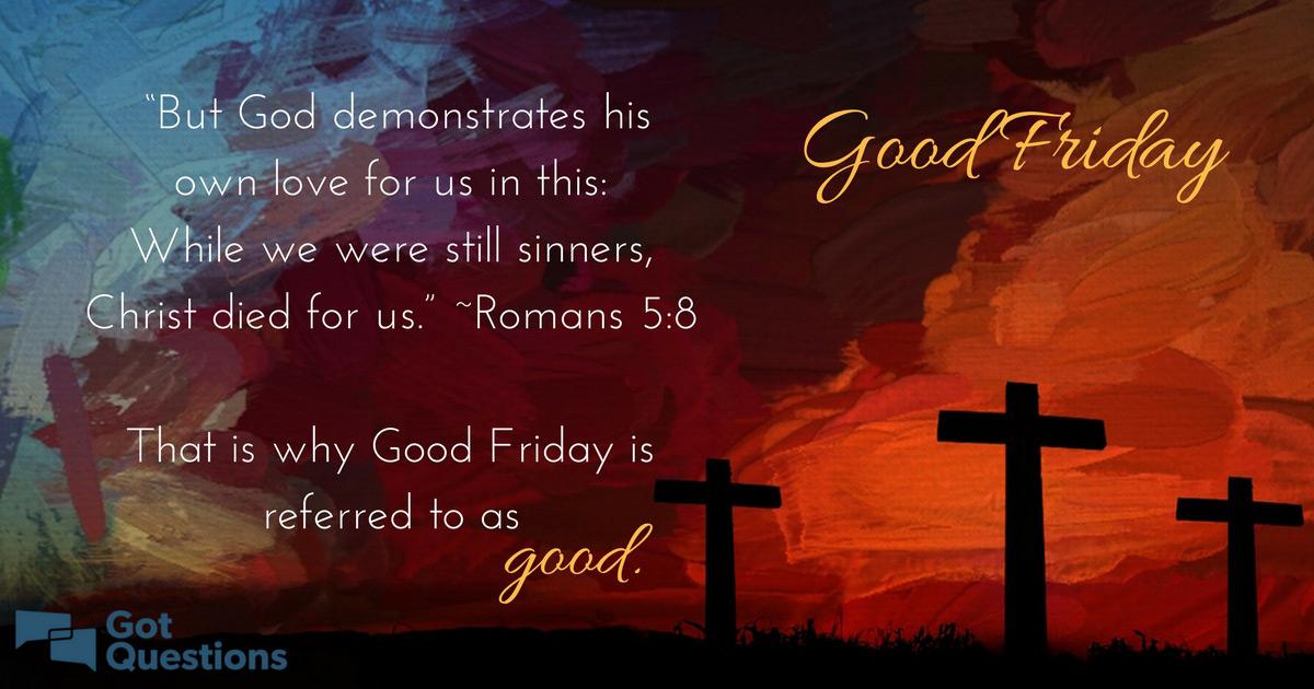 Happy Good Friday Photos
