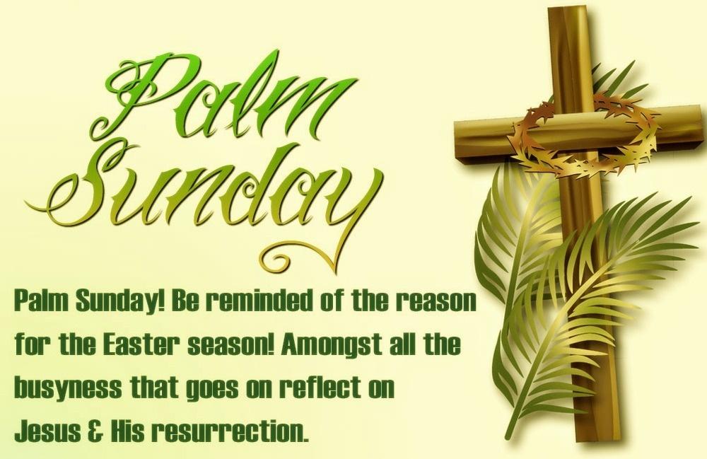 Happy Palm Sunday Quotes
