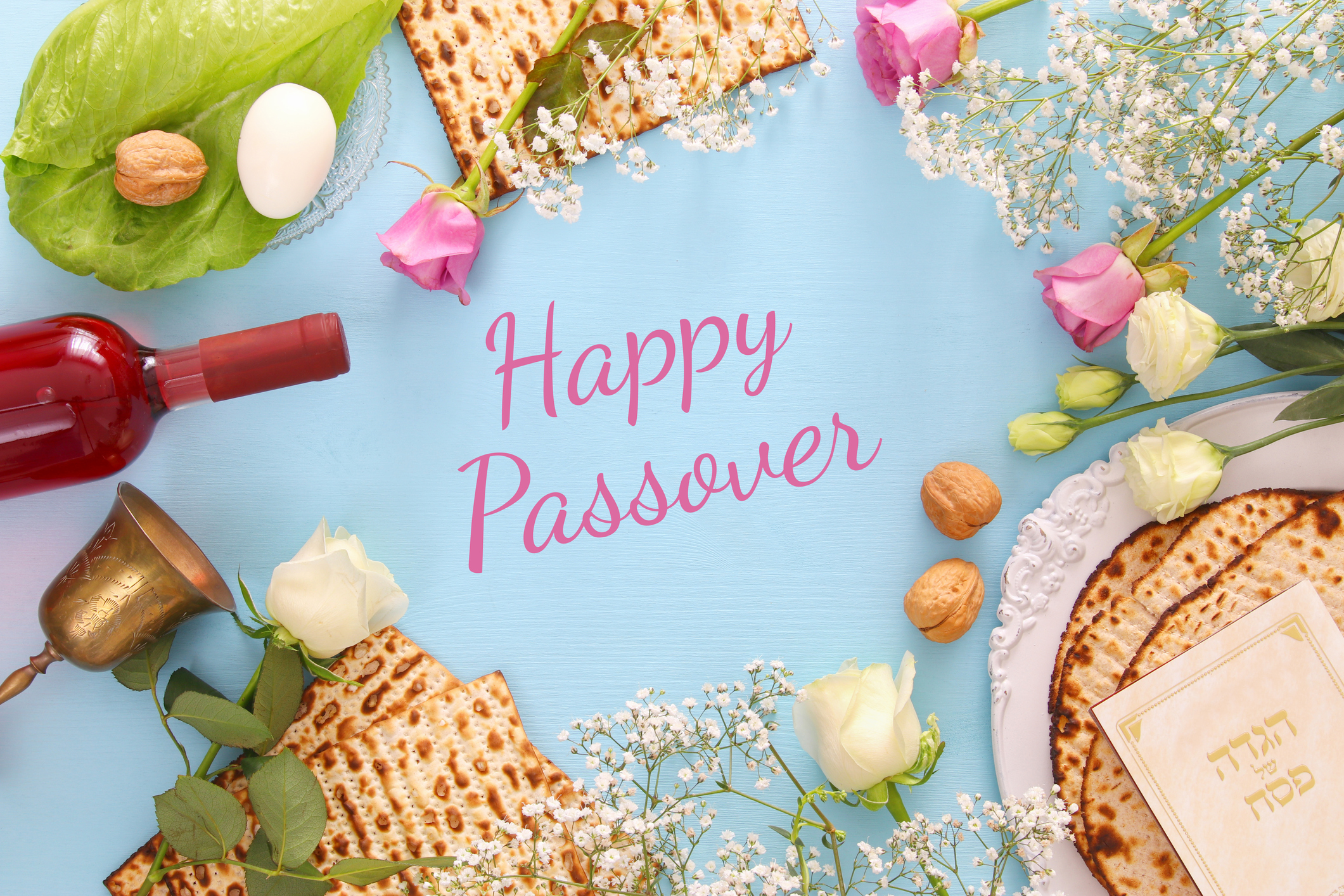 Happy Passover HD Wallpapers