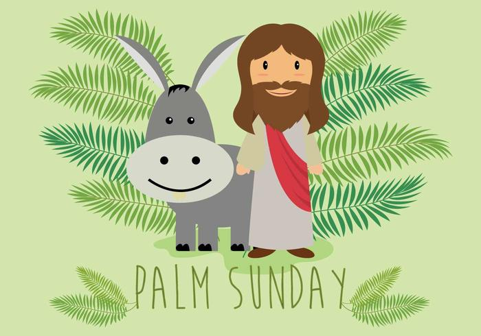 Palm Sunday Images Clipart