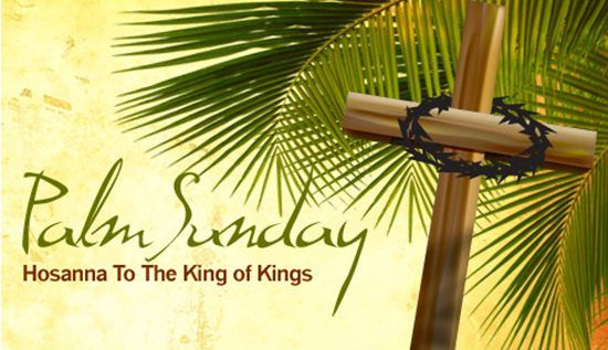 Palm Sunday Photos