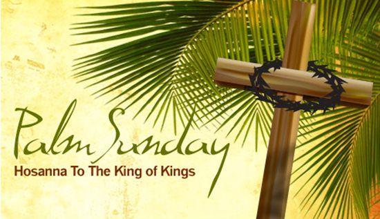 Palm Sunday Photos
