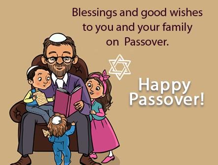 Passover slogans