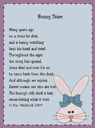 Easter Speeches For Kids
