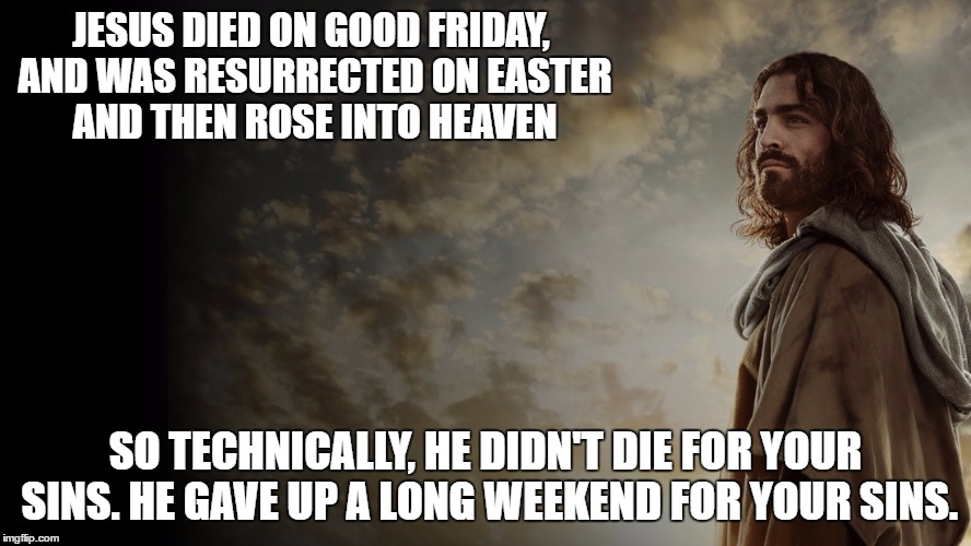 Good Friday Meme Religious