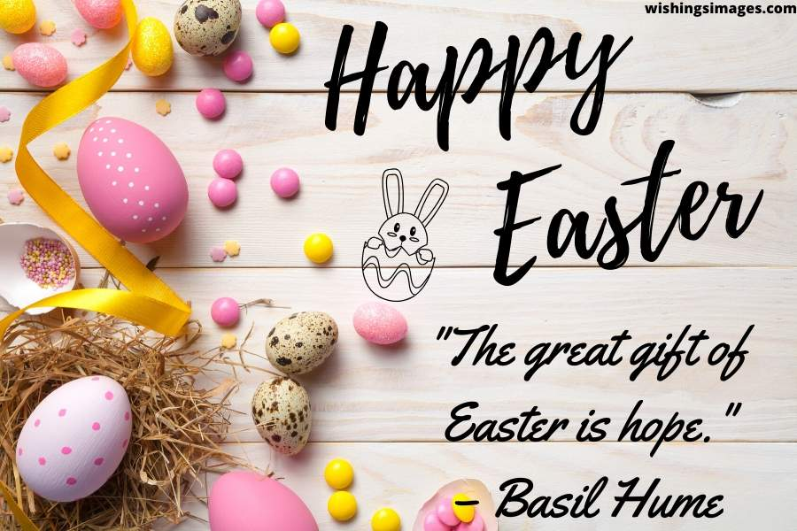 Happy Easter Blessing Quotes 2020