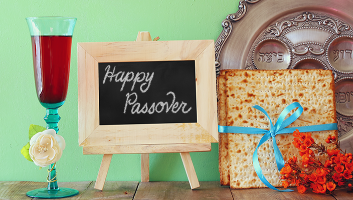 Happy Passover Wishes for Friends
