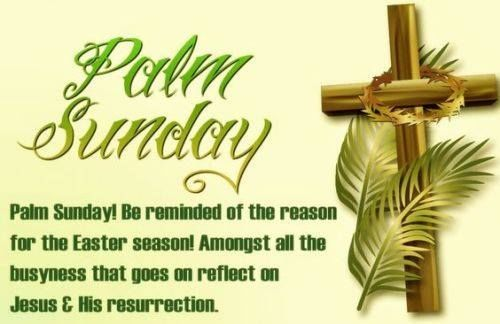 Palm Sunday Quotes From Bible