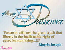 Passover Greetings in Hebrew