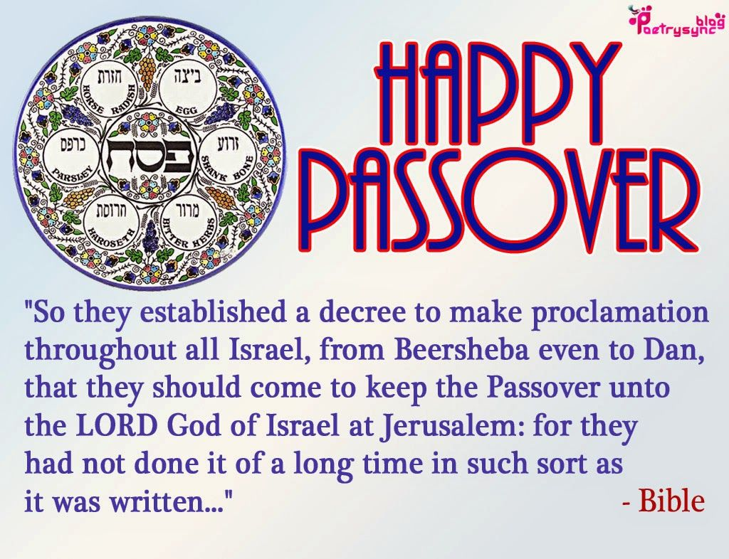 Passover Quotes for Greeting Cards