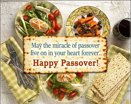 Passover Wishes 2020 for Jewish Friends
