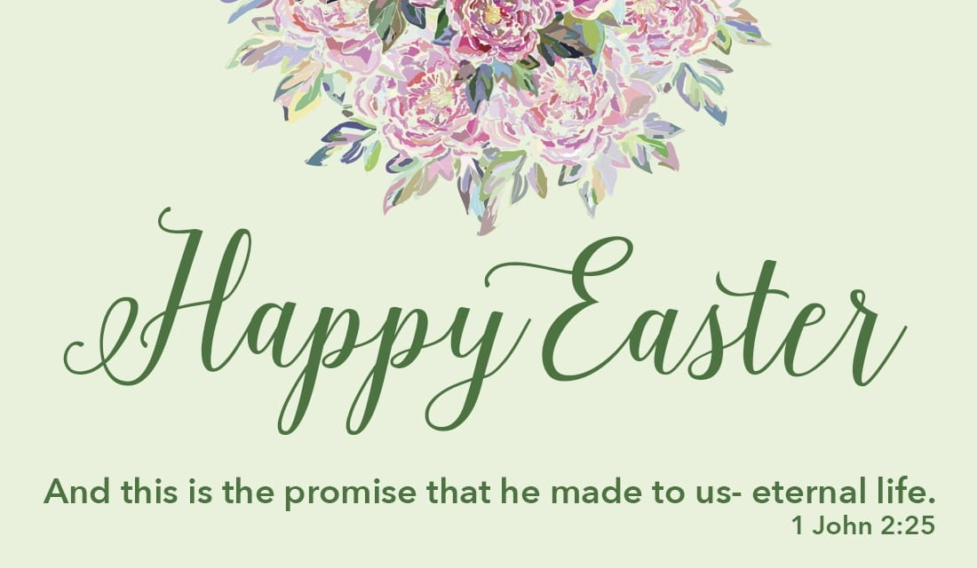 Christian Easter Greetings 2021