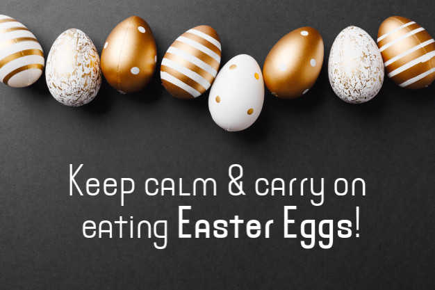 Easter Eggs Images and Quotes