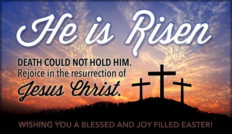 Easter Bible Verses Greetings