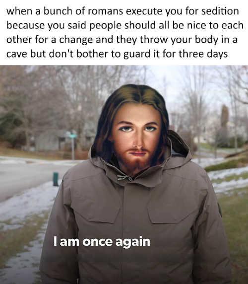 Easter Memes 2020