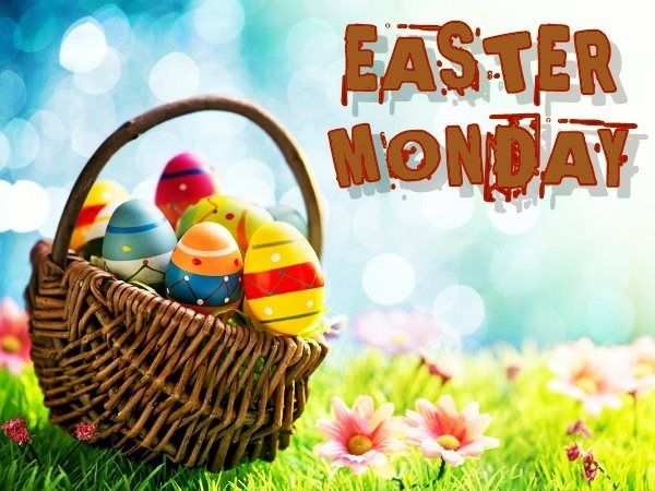 Easter Monday Images for Whatsapp