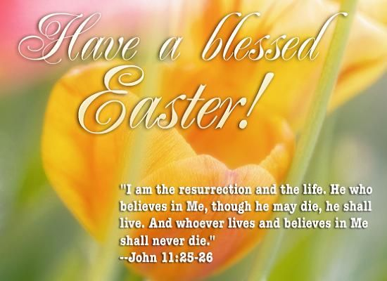 Easter Wishes Messages and Greetings