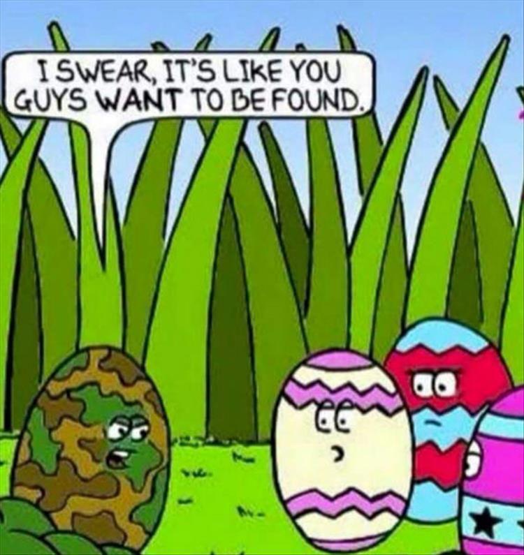Funny Easter Eggs Memes 2020