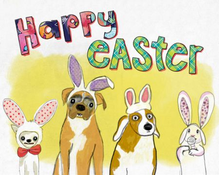 Funny Easter Greetings 2020