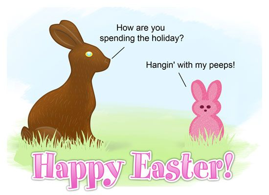 Funny Easter Greetings Images