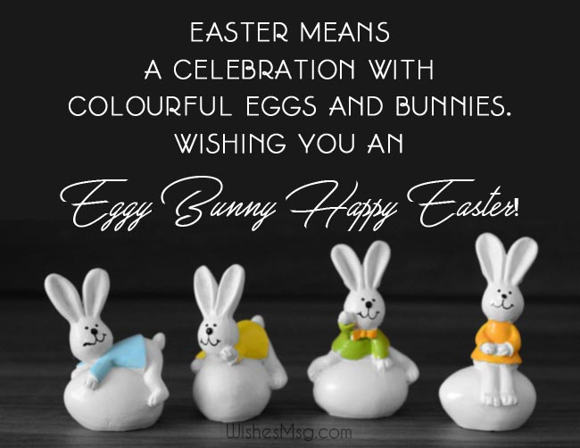 Funny Easter Messages 2020
