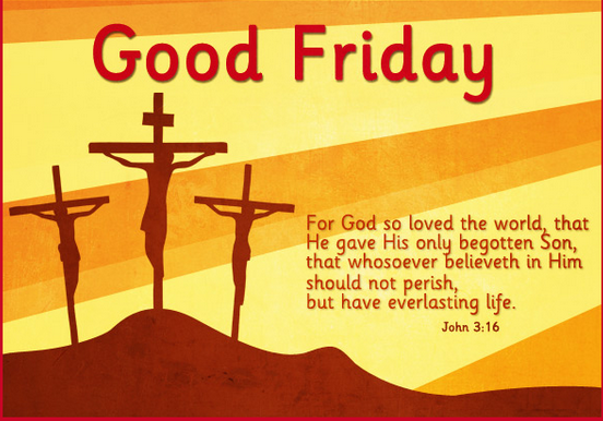 Good Friday Bible Quotes With Pictures