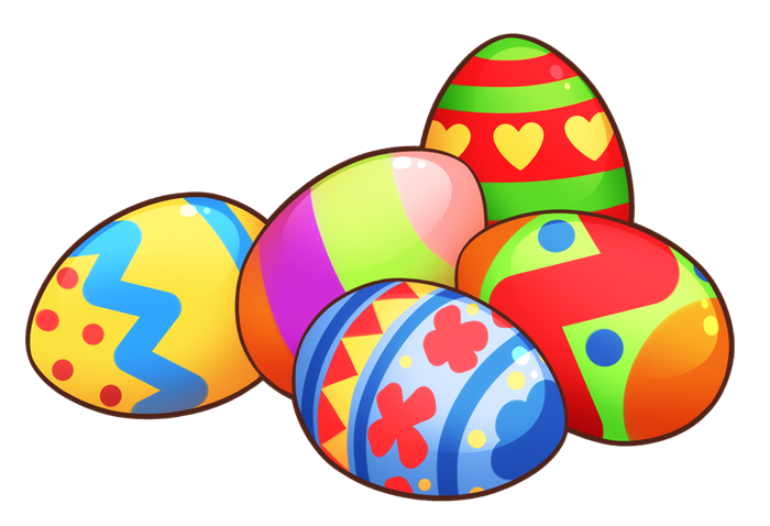 Happy Easter Egg Clipart Images