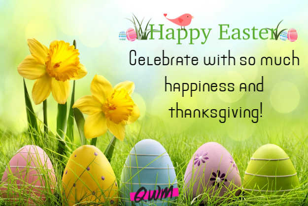 Happy Easter Greetings 2021