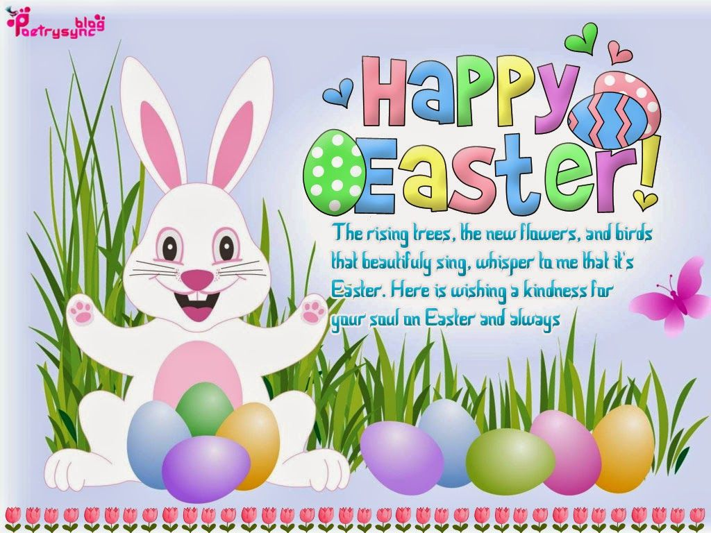 Happy Easter Greetings Sayings