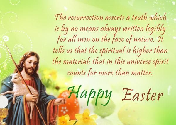 Happy Easter Messages 2020
