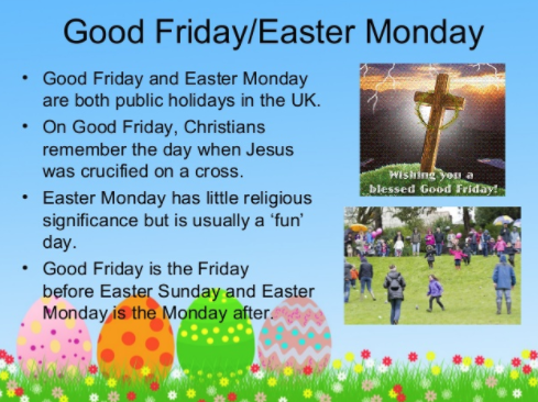 Happy Easter Monday Messages