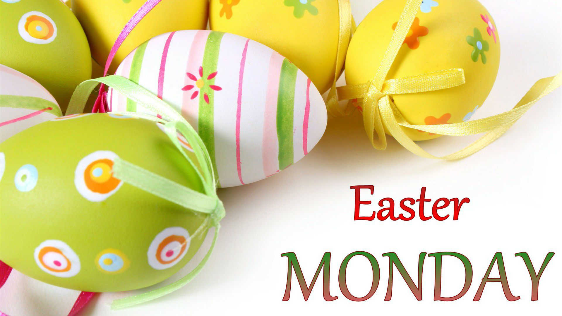 Happy Easter Monday Pictures