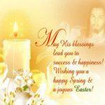 Happy Easter Status for Whatsapp
