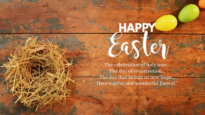 Inspirational Easter Greetings