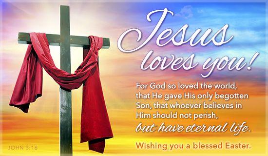 Inspiring Easter Greeting and Sayings