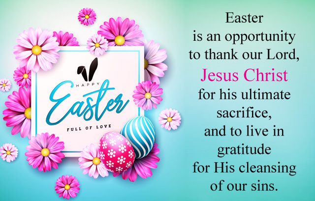 Motivational Easter Wishes 2020