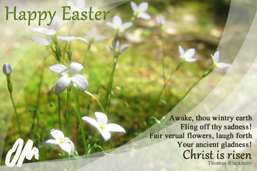 Religious Easter Messages