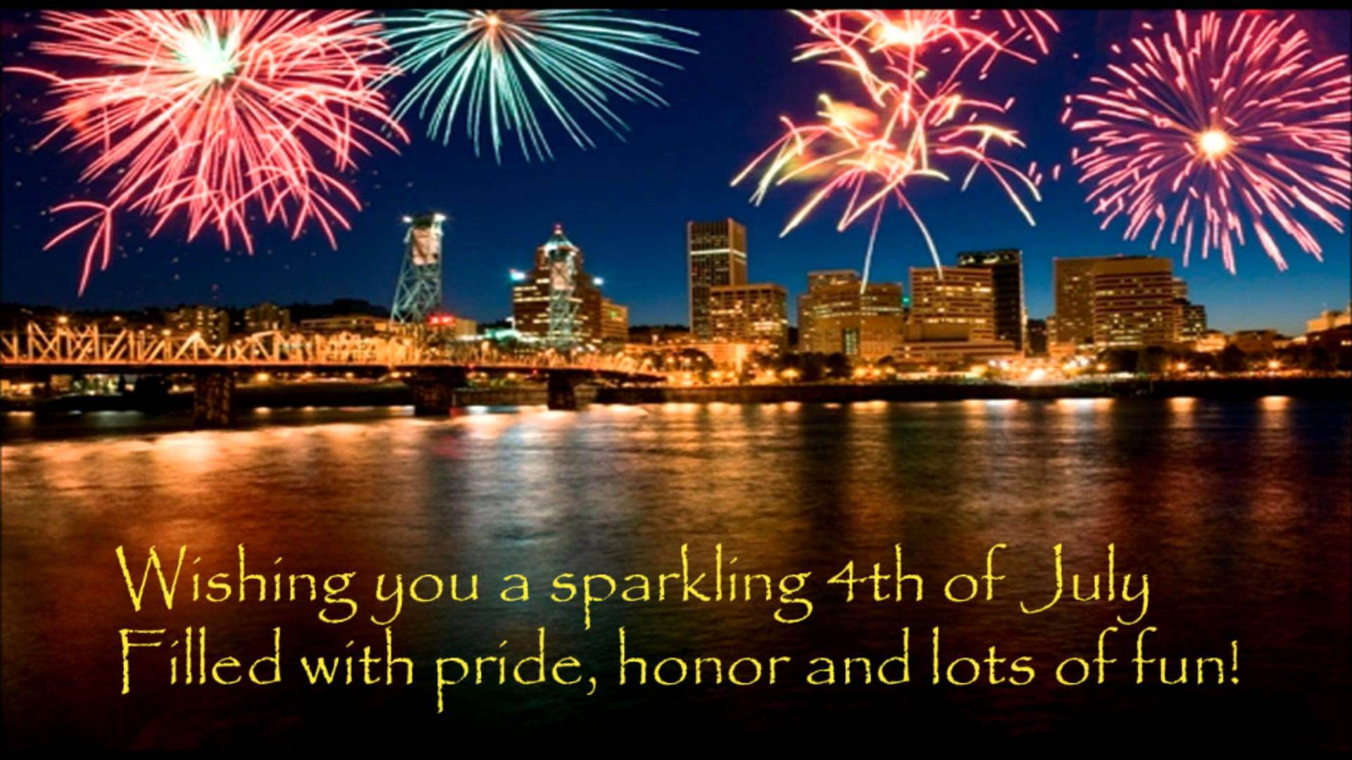 Happy 4th Of July Wishes for Family