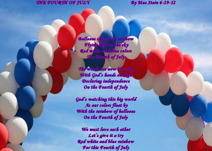 Happy 4th of July Sayings and Pictures