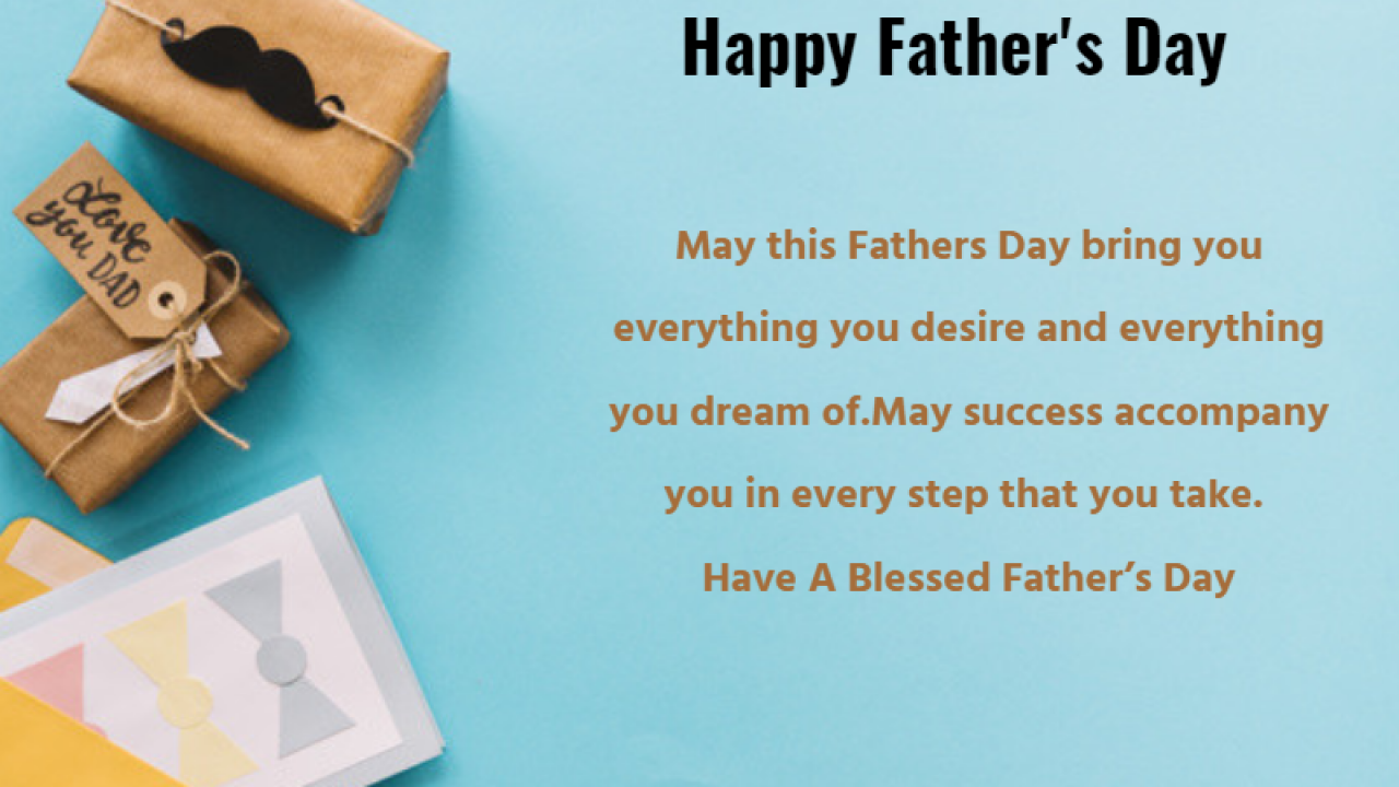 Happy Fathers day Wishes 2020