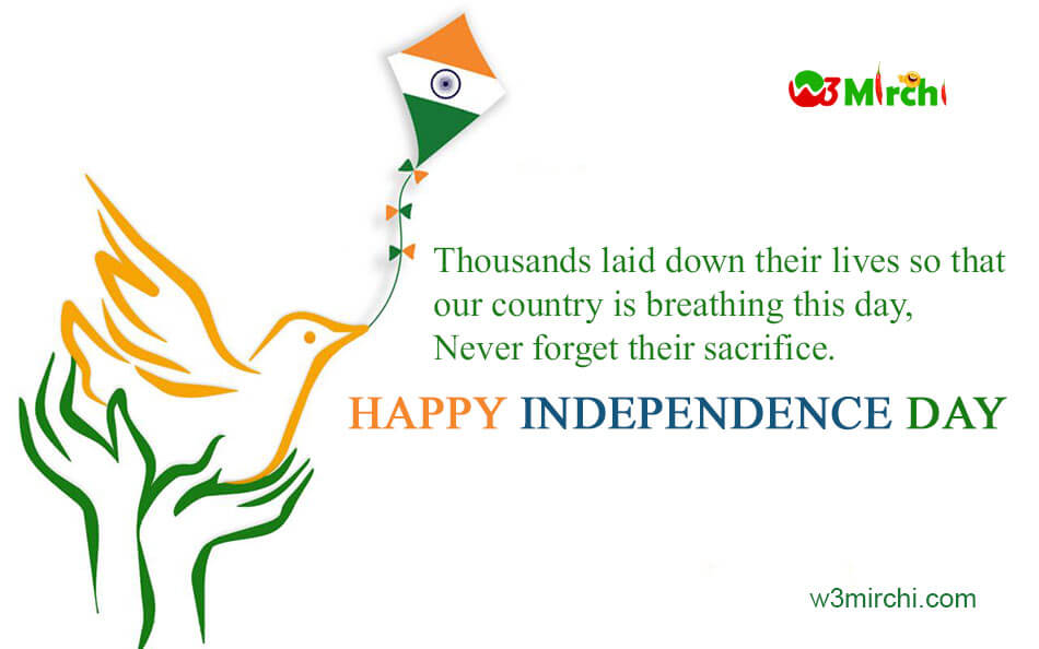 Inspirational Independence Day Quotes