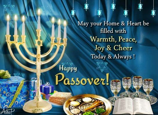happy passover Greetings 2021
