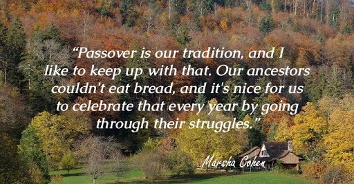 Inspirational Passover Quotes