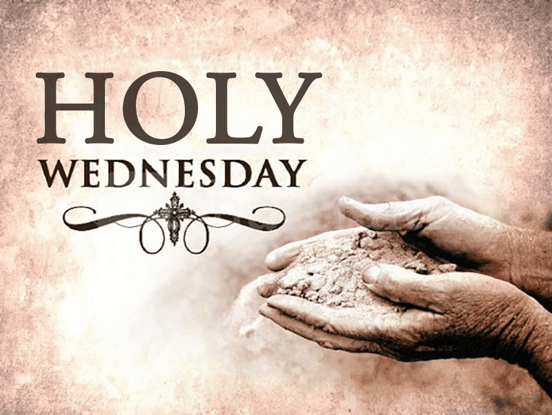 Happy Holy Wednesday Images