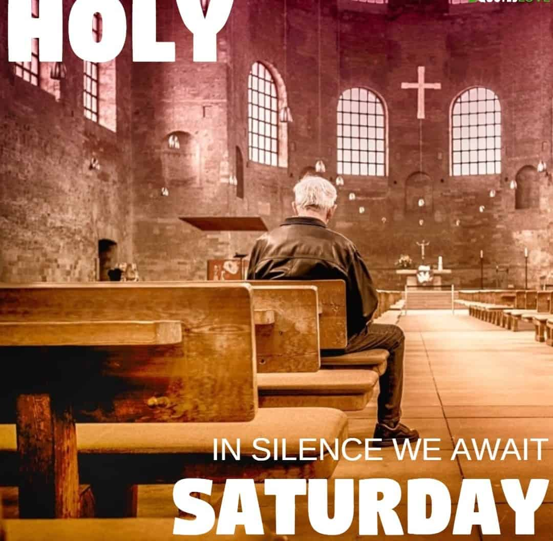 Holy Saturday Images Pictures Quotes