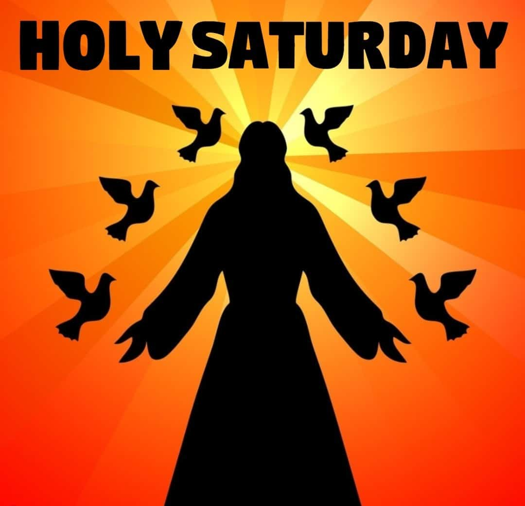 Holy Saturday Jesus Christ Images