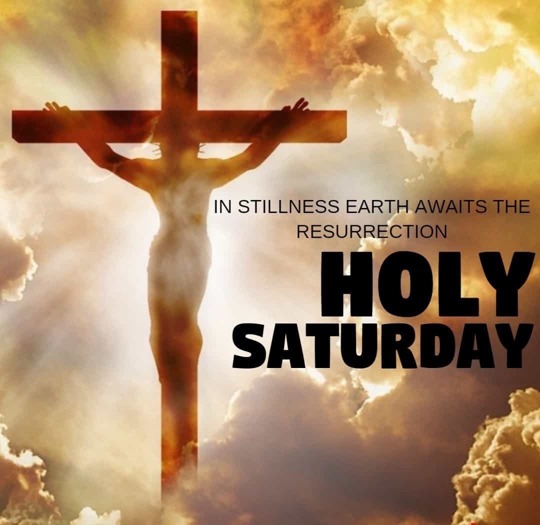 Holy Saturday Quotes Images